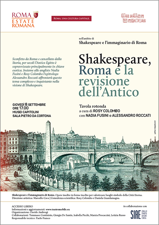 Shakespeare, Roma e la revisione dell'Antico